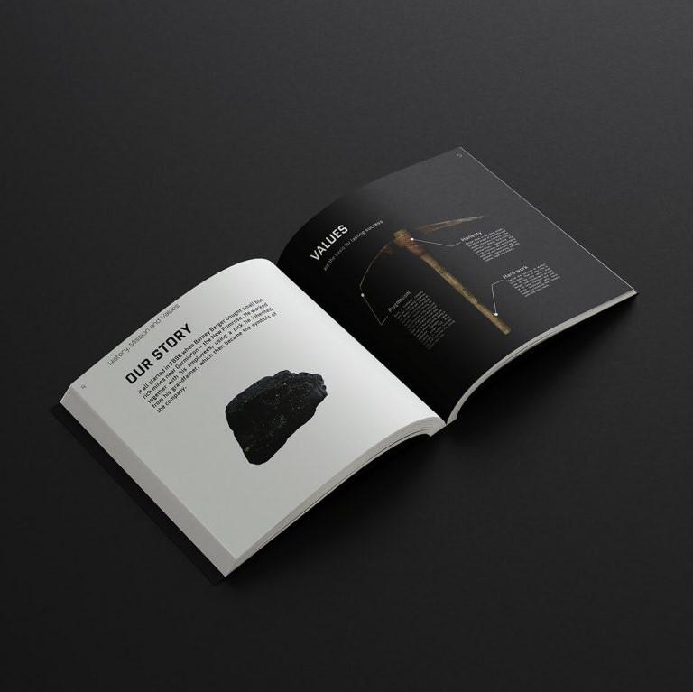 brand book und brand style guide gestalten